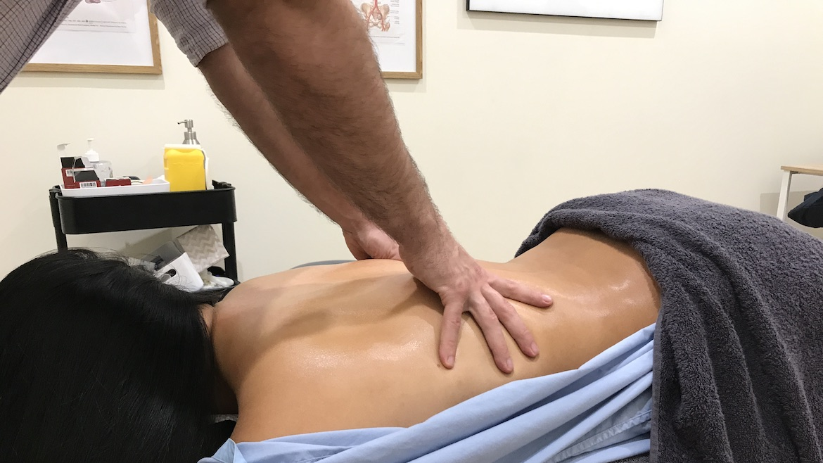Miranda Massage | Jim Anthopoulos | Remedial Massage Miranda